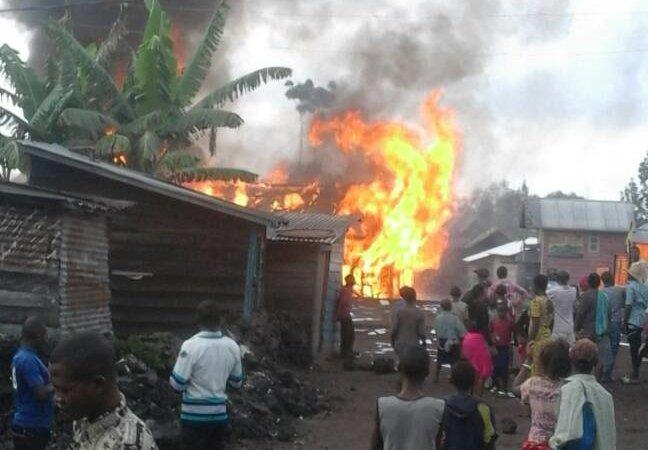 RDC: Violences à Goma: au moins 5 morts, dont un policier/ MARIE FRANCE CROS – LA LIBREAFRIQUE