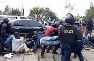 arrestations TE